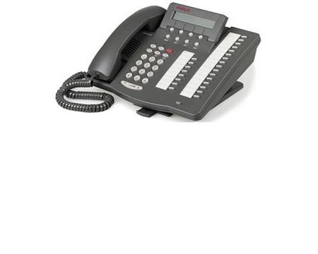 Avaya 6424D M 24 Button Gray Digital Display Speakerphone