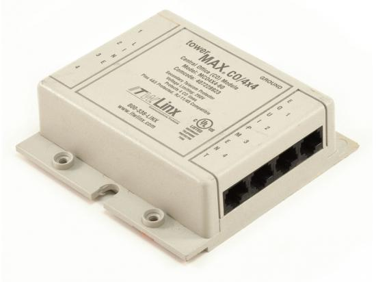 TowerMAX CO/4x4 Single Line Protection Module