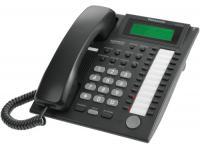 Panasonic KX-T7735-B 24-Button Black Speakerphone