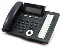 Vodavi IP7024D 24-Button Black IP Display Speakerphone - Grade B