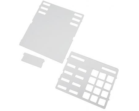 Mitel Superset 410 Plastic Overlay Designation