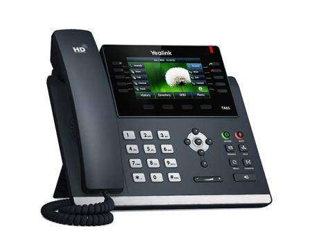 Yealink T46S Color Gigabit IP Phone