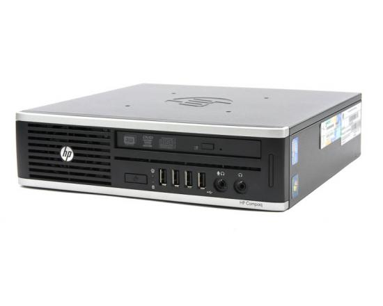 HP Elite 8300 USDT Computer Intel Core i7 (3770S) 3.1 GHz 4GB DDR3 250GB HDD - Grade B