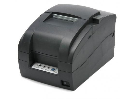 Samsung Bixolon SRP-275II Serial Impact Dot Matrix Receipt Printer (RS-232C) - Dark Grey