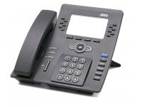 Adtran  IP712 12-Button Black IP Display Speakerphone - Grade A