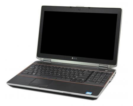 Portable DELL latitude E6520