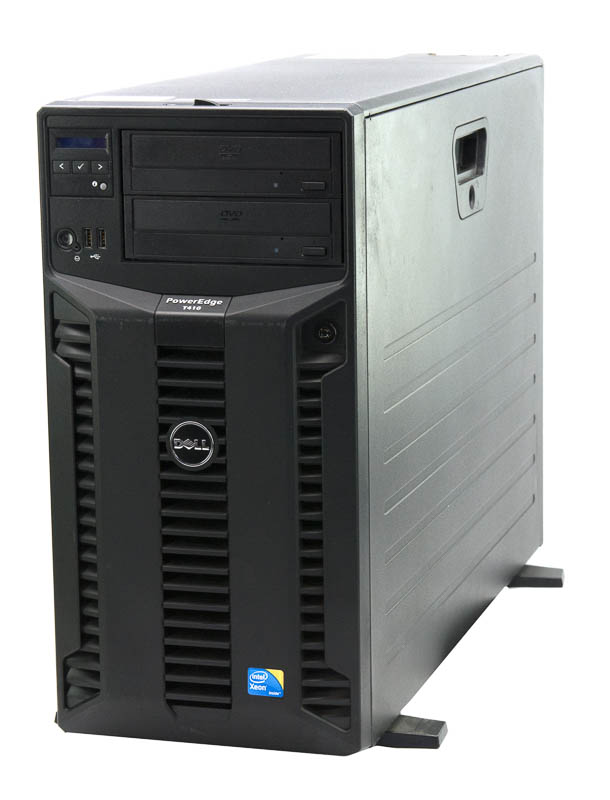 Dell PowerEdge T410 Xeon (E5620) 2 40GHz Tower Server