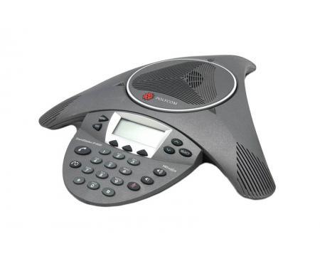 Polycom SoundStation IP 6000 Conference VoIP Phone (2201-15600-001)