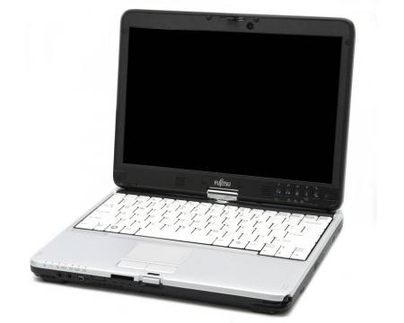 "Fujitsu Lifebook T731 12.1"" Laptop Core I5-2540M 2.60GHz 4GB Memory 160GB HDD"