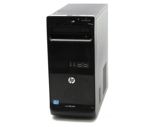HP Pro 3500 Microtower i5-3470 3.20GHz 4GB DDR3 250GB HDD - Grade C