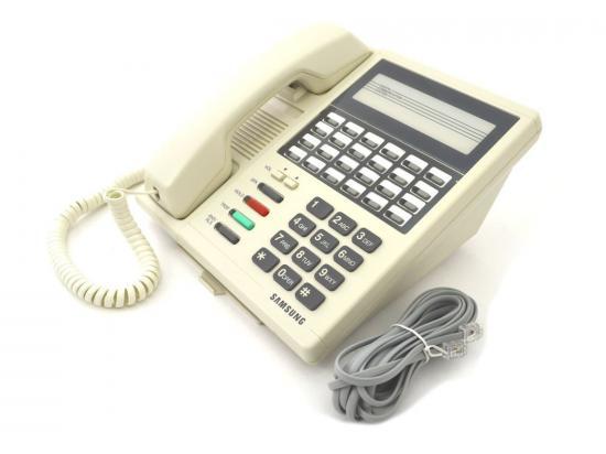 Samsung Prostar DCS 24B White/Almond Basic Phone