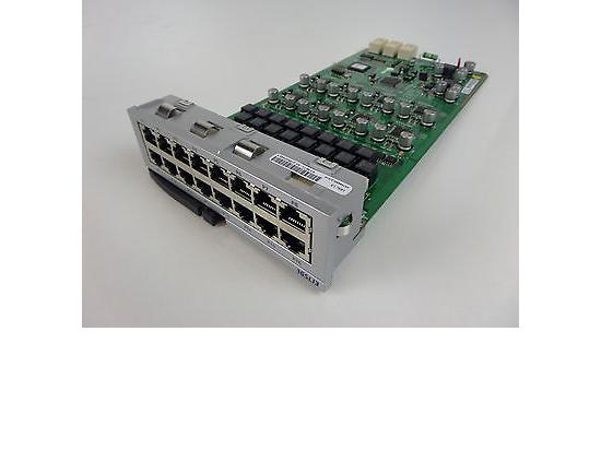 Samsung OfficeServ 7200/7400 16SLI3 16 Port Analog Single Line Card w/ Message Waiting