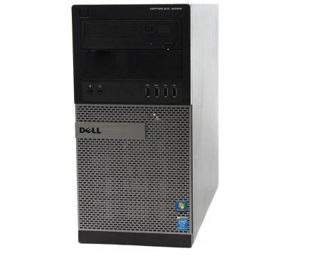 Dell OptiPlex 9020 MT Computer Intel Core i7 (i7-4790) 3.6Ghz 4GB DDR3 250GB HDD
