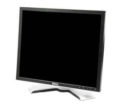 """Dell 1908FP - Grade A Black/Silver 19"""" LCD Monitor"""