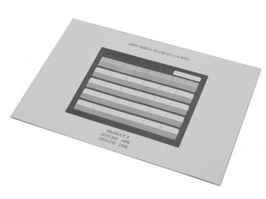 Iwatsu Omega-Phone ADIX IX-12KTD-2 (24 Button) Paper DESI