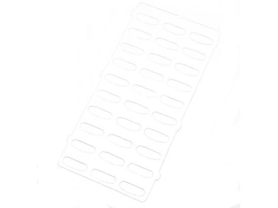 Vodavi XTS 3015-71 IN9016-71  Plastic Overlay DESI