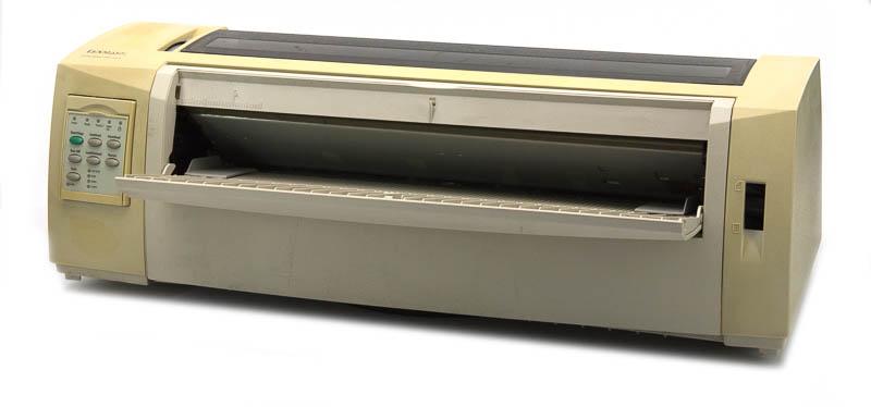 Lexmark forms printer 2400 series