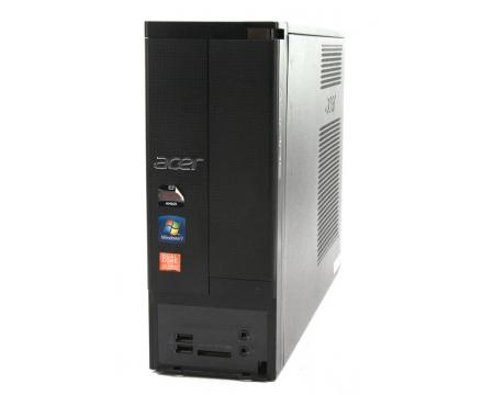 Acer AX1430-UD30P Desktop AMD (E-450) 1.5Ghz 4GB DDR3 250GB HDD
