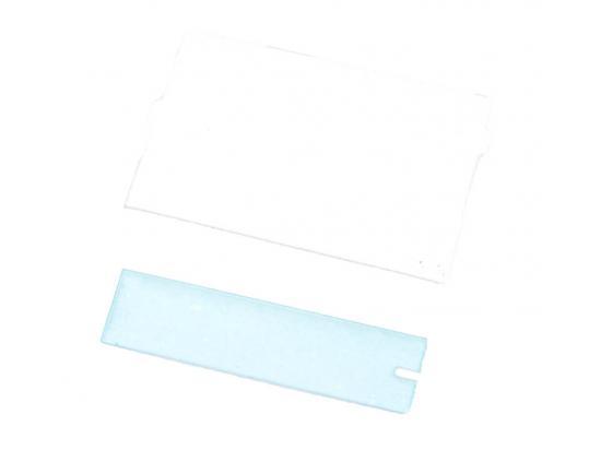 Vertical Edge 700 8-Button Plastic Overlay