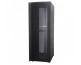 "Generic 42u Server Cabinet 39.45"" Deep With 4-fans Built-In"