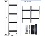 "Generic 18"" Foldable Ladder Rack/ Cable Tray Kits"