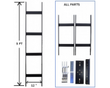 "Generic 12"" Foldable Ladder Rack/ Cable Tray Kits *NEW*"