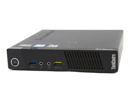 Lenovo ThinkCentre M93p Tiny Form Factor Intel Core i5 (4590T) 2.0GHz 4GB DDR3 250GB HDD