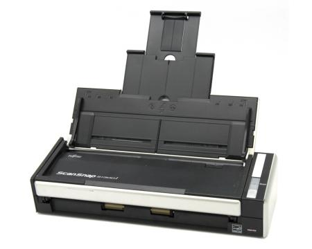 fujitsu scansnap s1300i usb color duplex portable document With fujitsu scansnap s1300i mobile document scanner best buy