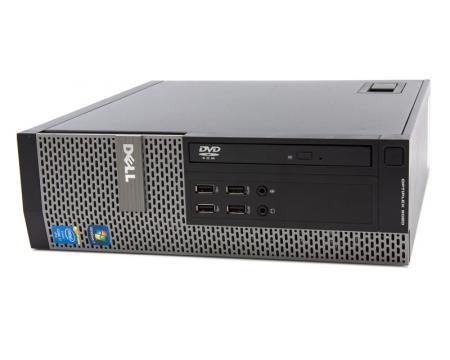 Dell Optiplex 9020 SFF Intel Core i7 (4790) 3.6Ghz 4GB Memory 250GB HDD