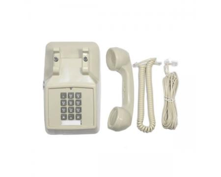 Single Line 2500 Ash Analog Desk Phone