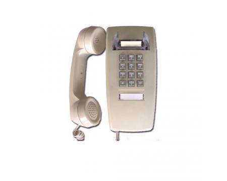 Single Line 2554 Ash Analog Wall Phone