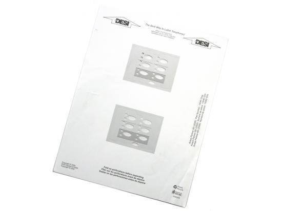 Avaya Partner 6D Series 2005 Euro Desi Paper