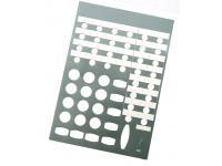NEC Dterm Series E DTU/DTP 32D Metallic Green Paper DESI
