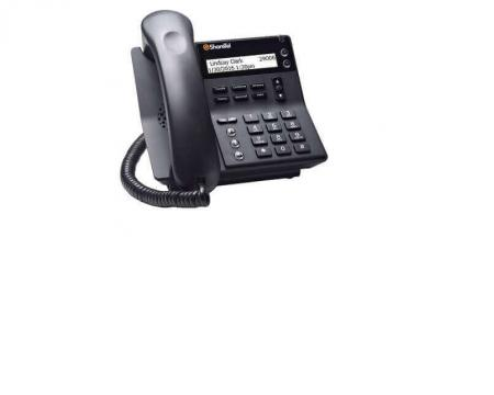 ShoreTel IP420G Black IP Backlit Display Speakerphone