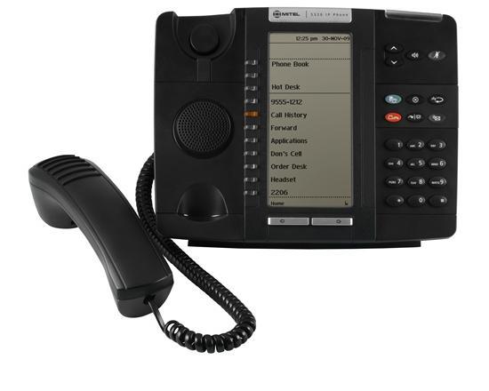 Mitel 5320 IP Phone With Gigabit Stand Bundle