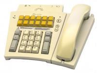 Mitel 5550 12-Button White IP Console Light NA - Grade B