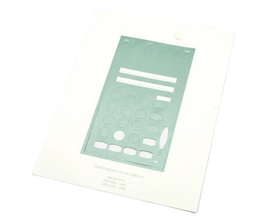 NEC Dterm Series E DTU/DTP-8 Paper DESI (Green)