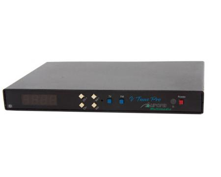 Aurora V-Tune Pro RS-232 Controllable TV/FM Tuner