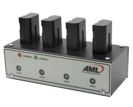 AML ACC-7037 Four Position Battery Charger (ACC-7037)