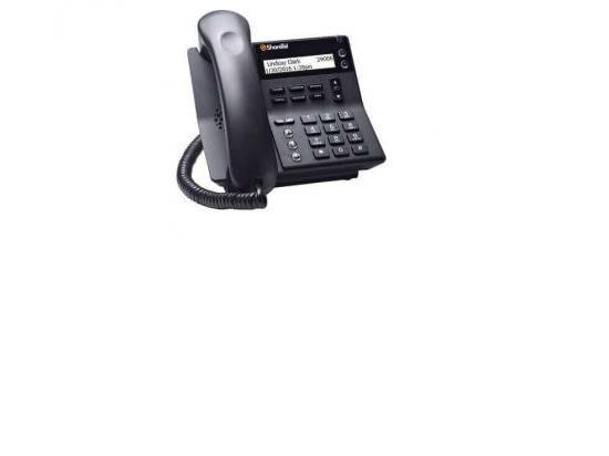 ShoreTel IP420G Black IP Display Speakerphone - Grade A