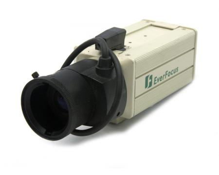 "EverFocus EX100-EN 1/3"" B/W CCD Camera"