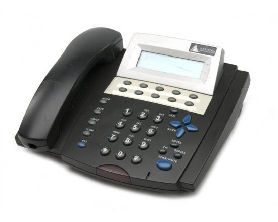 Altigen ALTI-IP600H Charcoal IP Display Speakerphone - Grade B