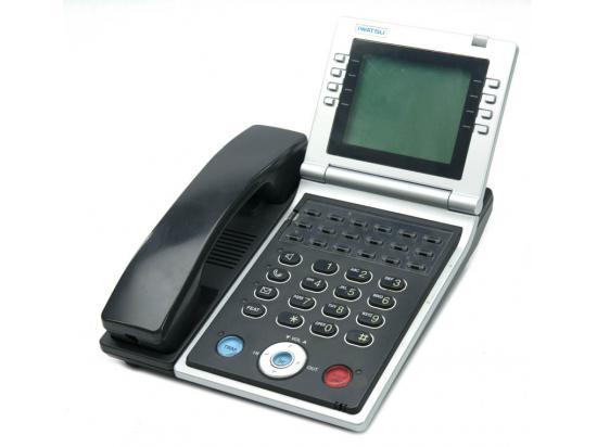 """Iwatsu Omega-Phone ADIX NR-A-18SKTD 18-Button Digital Phone (104304) """"Grade B"""""""