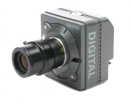 Sanyo VCC-5774 Color CCD Camera