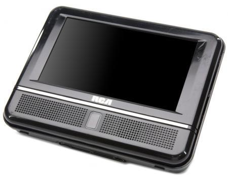 "RCA DRC69702 7"" Mobile DVD System"
