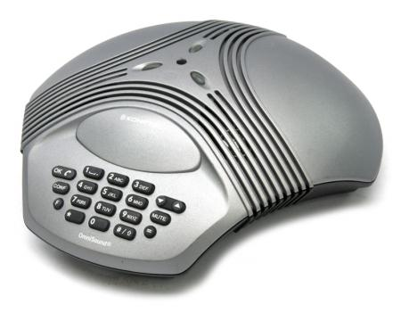 Konftel 100 Conference Phone - Silver (840101035)