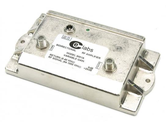 CeLabs Bidirectional RF Amplifier w/ Variable Gain Model 6001A