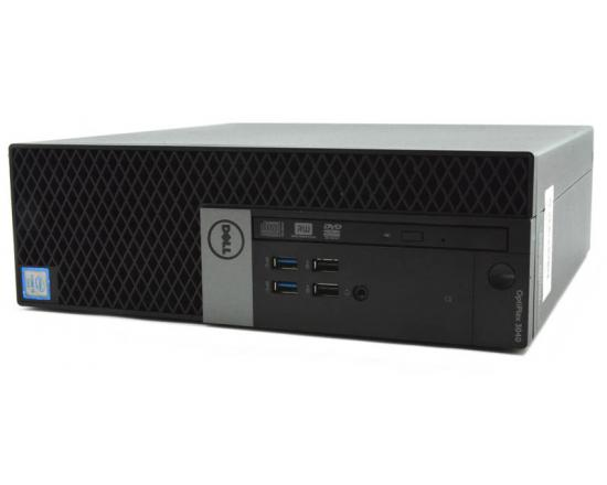 Dell OptiPlex 3040 SFF PC | i5-6500 3.2GHz CPU | 4GB RAM ; 250GB HDD - Grade B