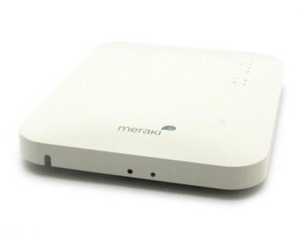 Cisco Meraki MR16 1 Port 10/100/1000 RJ-45 PoE Access Point