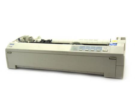 Epson FX-1180 Impact Printer Status Monitor New